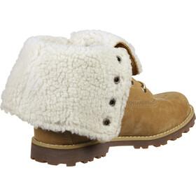 "Timberland Waterproof Shearling Botas 6"" Niños, wheat"